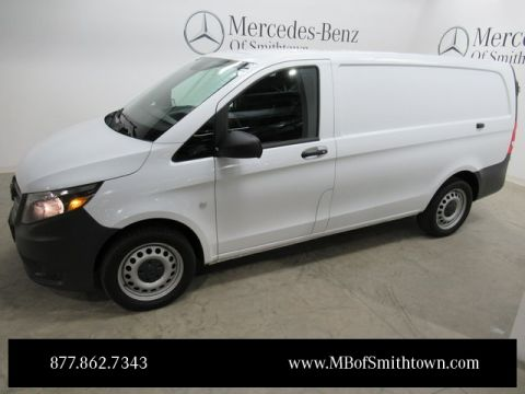 Pre-Owned 2017 Mercedes-Benz Metris Cargo Van