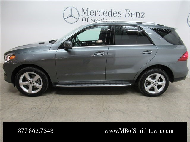 Lease A 2017 GLE 350 4MATIC® For $509 A Month