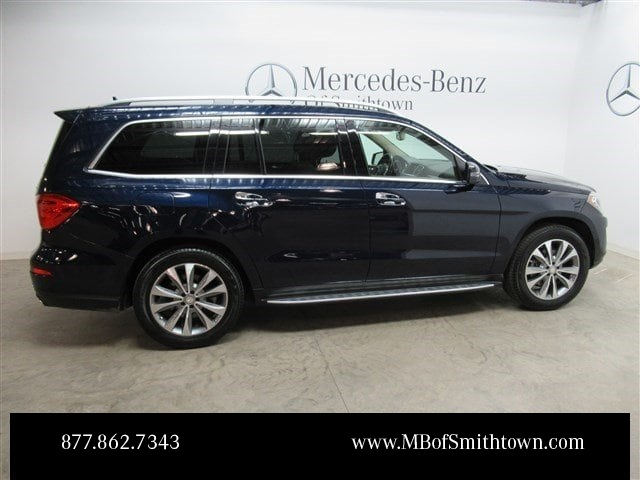 Certified pre owned 2015 mercedes benz gl gl 450 suv in st for Mercedes benz loyalty program