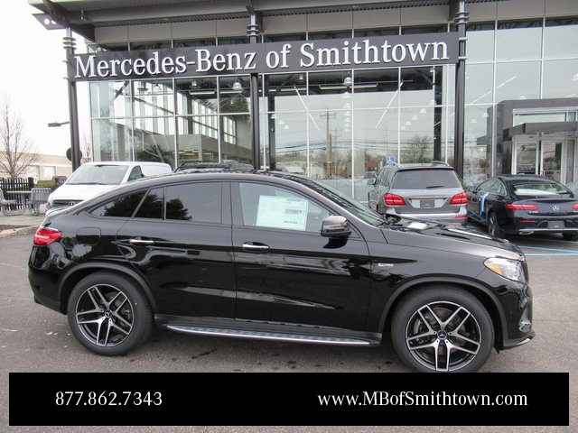 New 2019 Mercedes Benz Gle Amg Gle 43 Coupe Coupe In St James