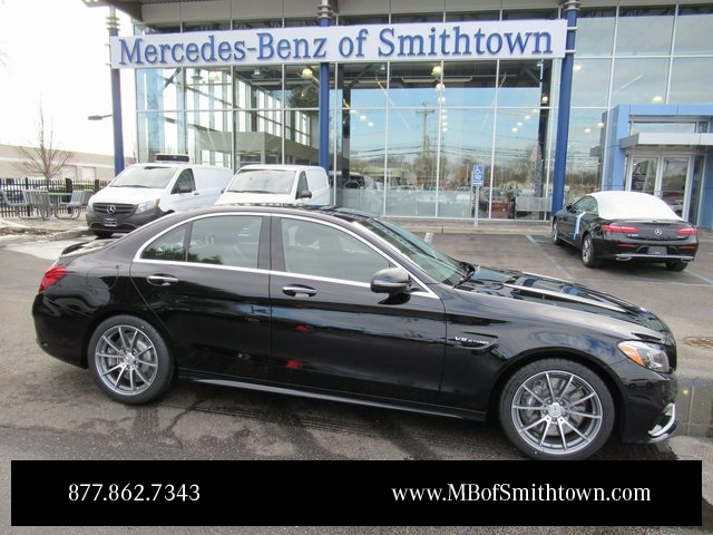 New 2018 mercedes benz c class amg c 63 sedan sedan in st for Mercedes benz smithtown service