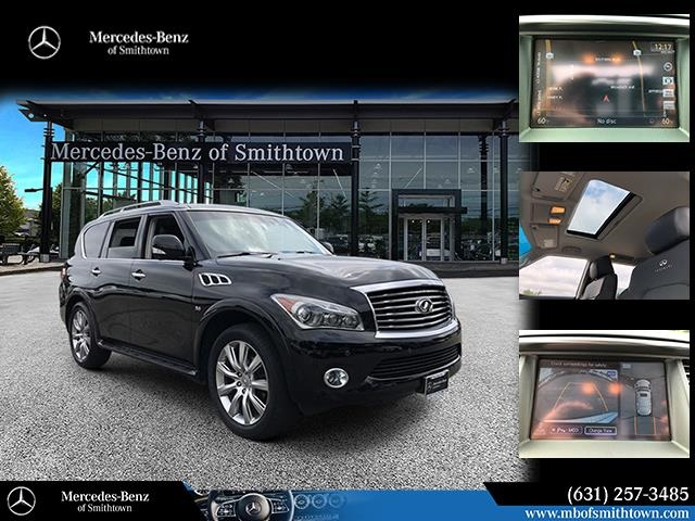 Pre-Owned 2014 INFINITI QX80 Base 4WD