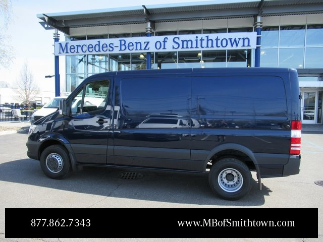 new 2018 mercedes benz sprinter 3500 cargo 144 wb 3d cargo van in st