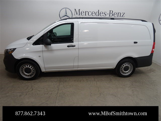 Pre owned 2016 mercedes benz metris cargo van in st james for Mercedes benz extended limited warranty price