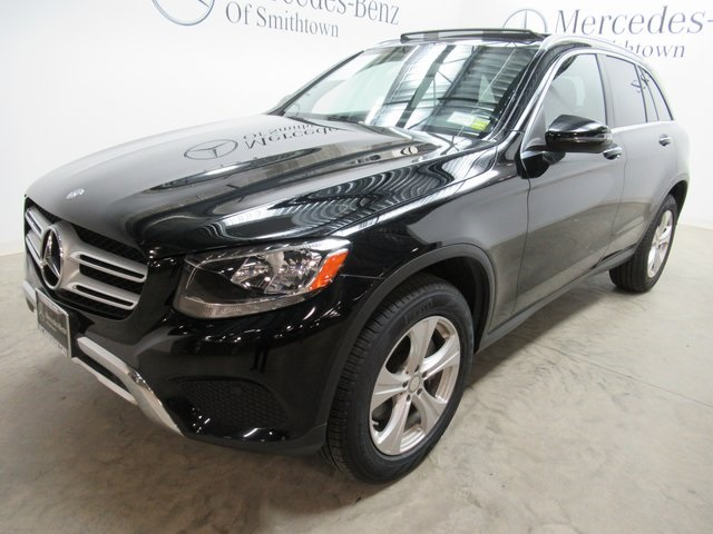 Certified Pre-Owned 2016 Mercedes-Benz GLC GLC 300 SUV in St. James ...