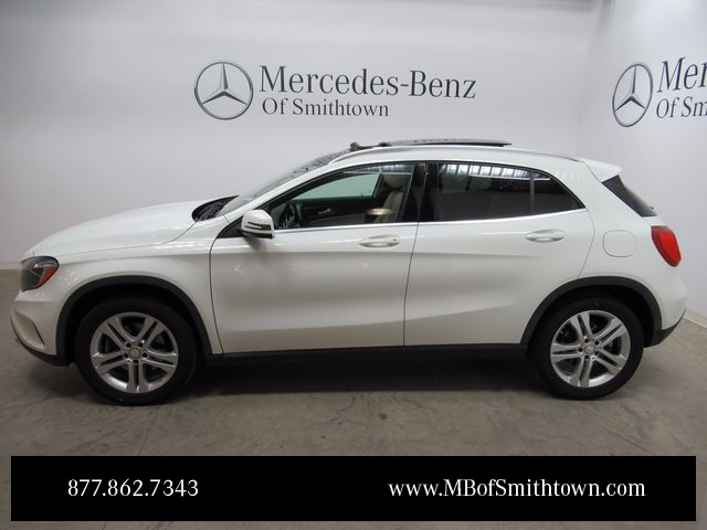 Certified pre owned 2015 mercedes benz gla gla 250 suv in for Mercedes benz loyalty program