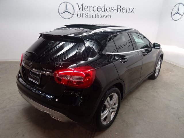 Pre owned 2015 mercedes benz gla gla 250 suv in st james for Mercedes benz extended limited warranty price