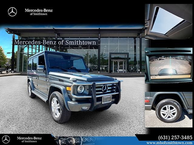 Pre-Owned 2012 Mercedes-Benz G 550 AWD 4MATIC®