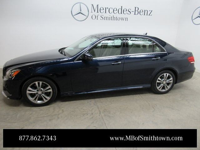 Certified Pre Owned 2016 Mercedes Benz E Class E 350 Sport