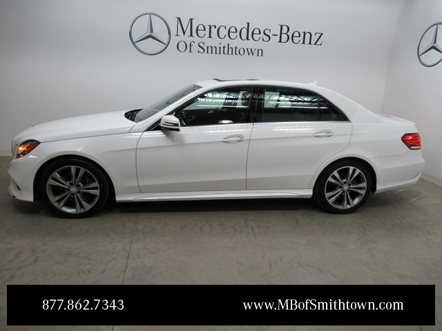 Certified pre owned 2014 mercedes benz e class e 350 sport for Mercedes benz loyalty program