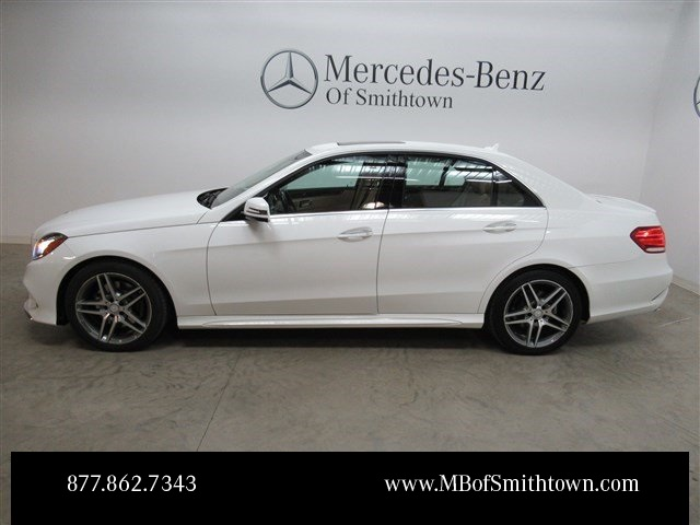 Certified pre owned 2015 mercedes benz e class e 350 sport for Mercedes benz loyalty program
