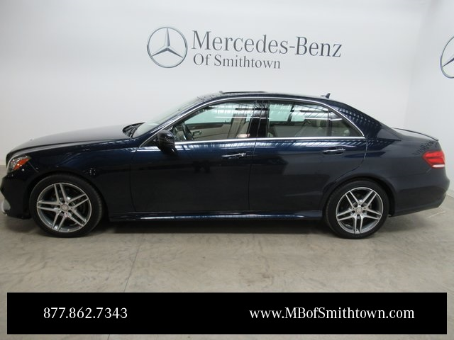 Pre owned 2015 mercedes benz e class e 350 sport sedan in for Mercedes benz extended limited warranty price