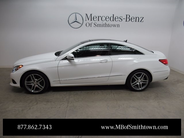 Certified pre owned 2015 mercedes benz e class e 400 sport for Mercedes benz loyalty program