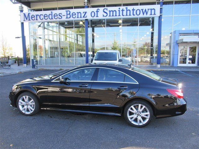 New 2018 mercedes benz cls cls 550 coupe in st james for Mercedes benz smithtown service