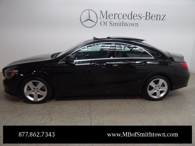 Pre owned 2017 mercedes benz cla cla 250 coupe in st for Mercedes benz loyalty program