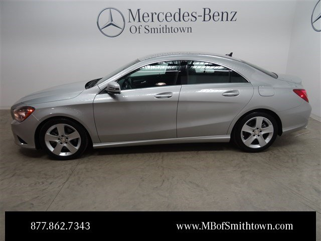 certified pre owned 2016 mercedes benz cla cla 250 coupe in st james. Cars Review. Best American Auto & Cars Review