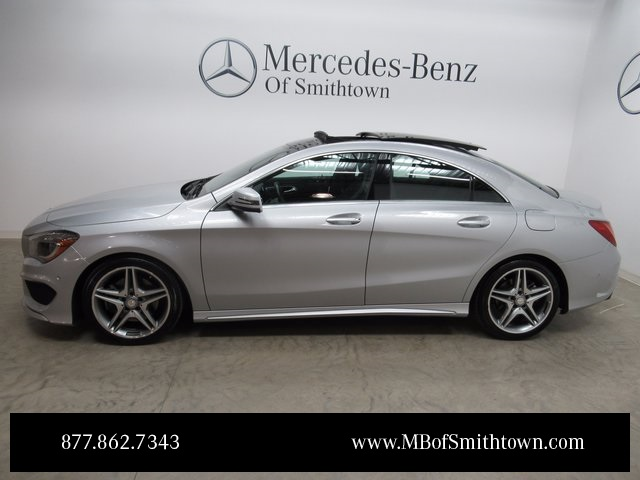 Certified pre owned 2014 mercedes benz cla cla 250 sport for Mercedes benz loyalty program