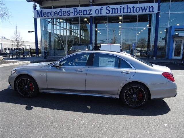 New 2017 mercedes benz s class s 63 sedan in st james for Mercedes benz smithtown service