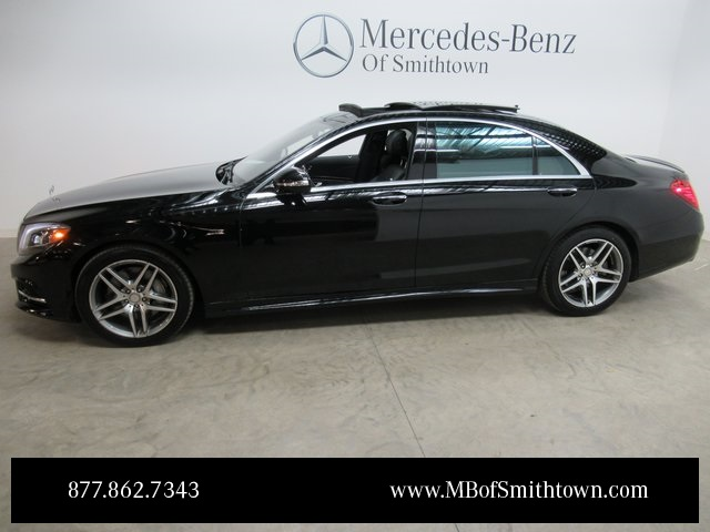Certified pre owned 2015 mercedes benz s class s 550 sport for Mercedes benz extended warranty price