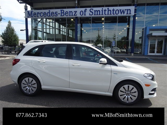 Pre-Owned 2017 Mercedes-Benz B-Class B 250