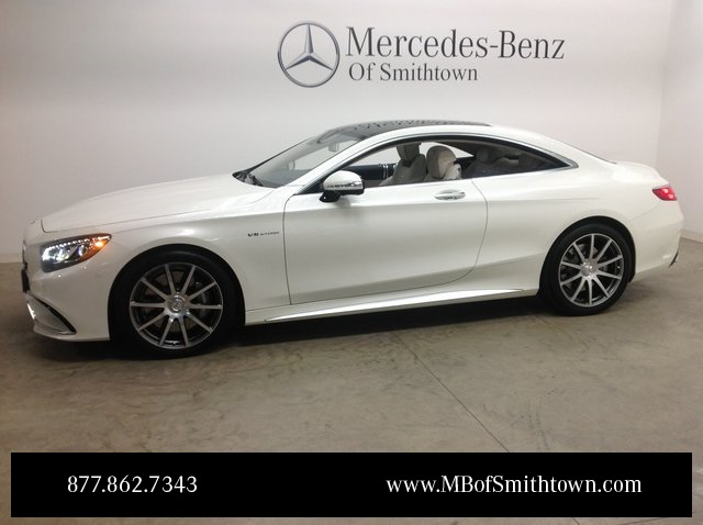 Certified Pre Owned 2017 Mercedes Benz S Cl Amg 63 Coupe