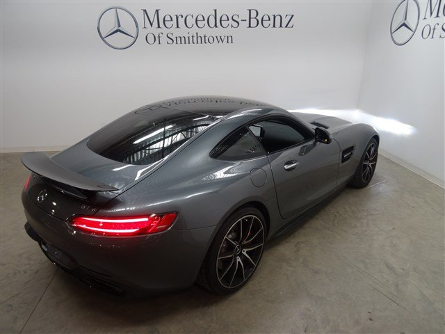 Pre owned 2016 mercedes benz gt gt s amg coupe in st for Mercedes benz extended limited warranty price