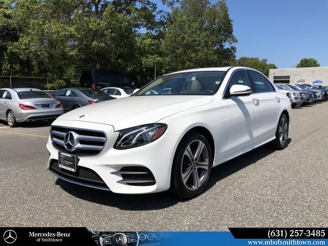 Ongebruikt Pre-Owned 2019 Mercedes-Benz E-Class E 300 Sport SEDAN in St CC-01