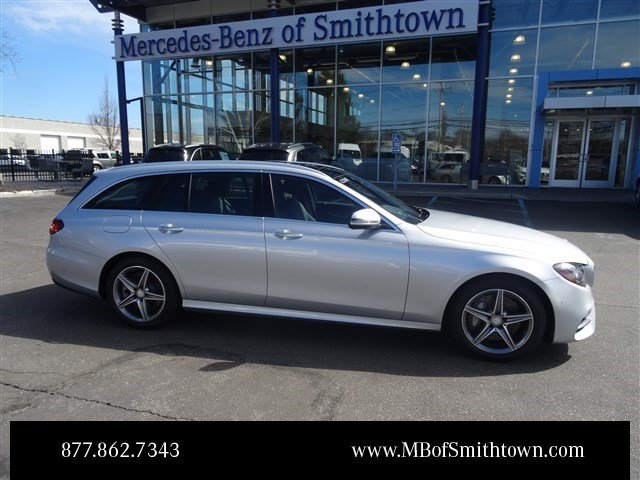 New 2017 mercedes benz e class e 400 wagon in st james for Mercedes benz loyalty program