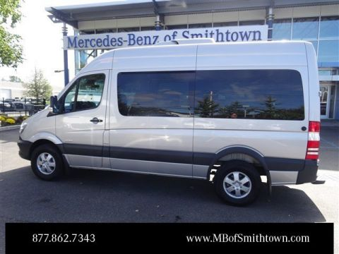 New mercedes benz sprinter line mercedes benz of smithtown for Mercedes benz smithtown ny