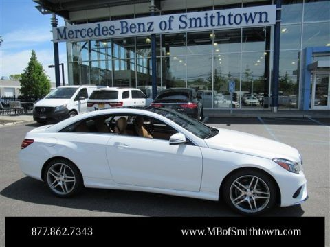 New mercedes benz e class coupe in st james mercedes for Mercedes benz smithtown ny