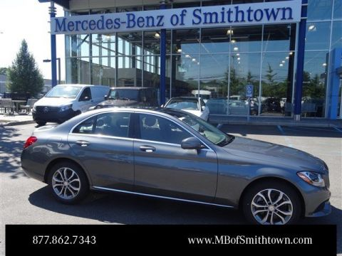 New mercedes benz c class sedan in st james mercedes for Mercedes benz smithtown ny