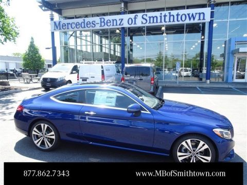 New mercedes benz c class coupe in st james mercedes for Mercedes benz smithtown ny